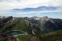 Alpenpanorama von Jens Berger