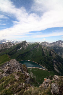 Alpenpanorama by Jens Berger