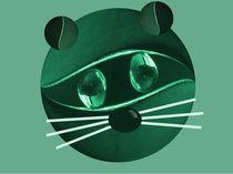 Tim`s Katze by netteart