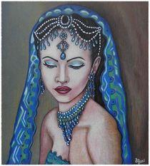 Blue By You von Sandra Gale