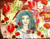 Poppy girl by lilaviolet