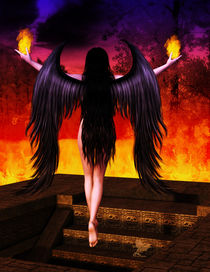 Dark Angel by sisterofdarkness