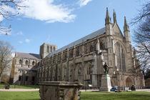 Winchester Cathedral von John Biggadike