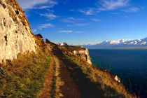 Cliff's Edge Dover by serenityphotography