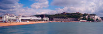 Dover Seafront from the Prince of Wales Pier by serenityphotography