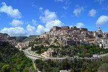 Sizilien, Italien, Ragusa Ibla von sandarine