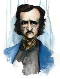 Edgar Allan Poe von jaume