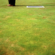 Lawn-bowling by Jon Ongkiehong