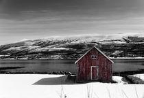 Red boathouse v2 by mappedintoreality
