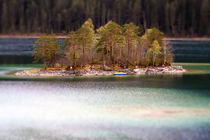 Bergsee by Jens Berger