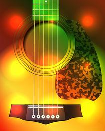 Guitar-closeup