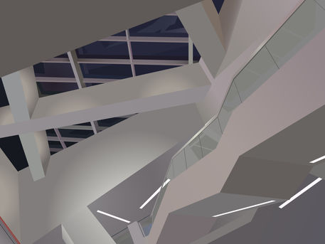 Twisted-architecture
