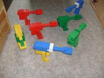 Enten aus Lego Duplo von sakura