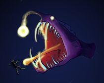 fish hunter by Daniele Vicinanzo