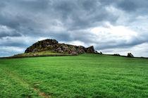 Almscliff Crag #5. von Colin Metcalf