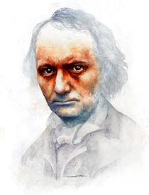 Charles Baudelaire by jaume