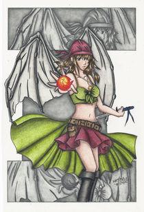 Fantasy Pirate von Kerstin Schröder
