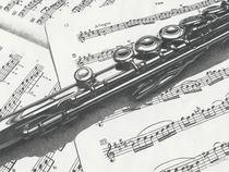 Flöte von Kerstin Schröder