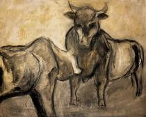Bulle und Bär by Christine Lamade