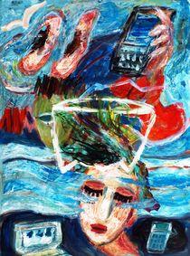 Disturbed dream by Gabriella  Cleuren