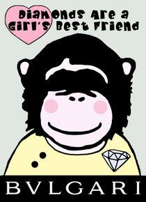 Diamonds are a girls best friend by Marisa Rosato