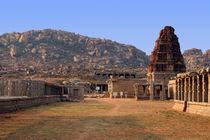 Achyutaraya Temple von serenityphotography