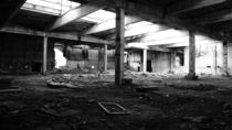 Abandonded USSR factory scares me von Daria Phobia