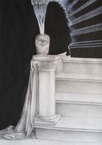 Das Stillleben mit der Vase von Anna Merkel