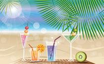 Summer cocktails von bluelela