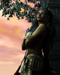 Sadira Rose by vaia