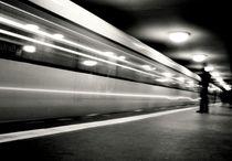 U-Bahn by Ulf Buschmann