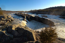 Great Falls at Sunrise by Glen Fortner