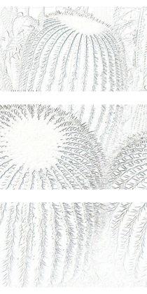 Sitzfleisch (Weiß) von Tina M. Emig