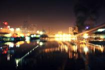 Port in move. by Alfredo Gonzalez Uboldi