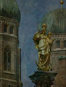 Patrona Bavarie von Marie Luise Strohmenger