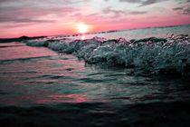 Sonnenuntergang Zingst von Matthias Scheid