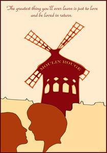 Moulin Rouge von Ipso Imago
