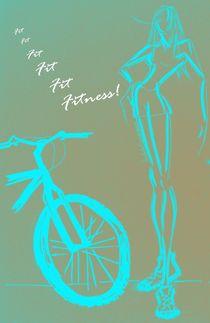 FIT Fitness!  von Isabela Campagna