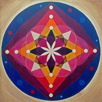 """Pasión celestial"" (Himmlische Leidenschaft) by Lorena Leonardis"