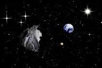 Asteroid-kurs-erde