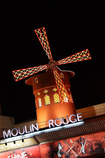 Moulin Rouge von Stephanie Wüstinger