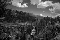 Yellowstone Waterfall von irisbachman