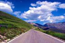 Long and Winding Road by Tom Weber