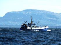Donegal Trawler by John McCoubrey