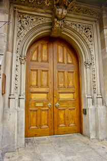 City Chambers Doors Dunfermline by Buster Brown Photography
