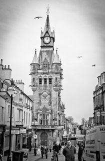 Dunfermline High Street von Buster Brown Photography