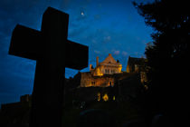 Stirling Castle Graveyard by Buster Brown Photography