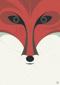 Lady Fox by Luca Morandini