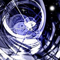 Teleskop abstrakt. von Bernd Vagt
