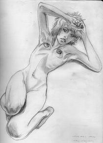 The Victim ( sketch)  by arizlaan darcia